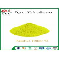 Quality Reactive Brill Yellow P-6GS Permanent Dye For Clothes C I Yellow 95 P-type for sale