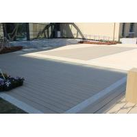 Fire - resistant Exterior Veneer Composite Deck Tiles For Lawn And Balcony