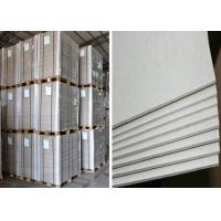 Quality Flat and Durable Two Side Grey Color Gray Board in Pallets Package for sale