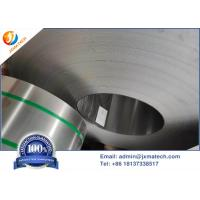 Quality Soft Metal Zirconium Foil Strip For Chemical Columns Construction for sale