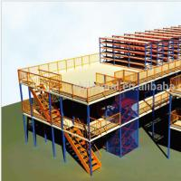 Quality Hot Steel Warehouse Storage used industrial steel platforms mezzanines for sale