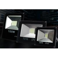 Quality 220V single customized voltage 10-200W IP65 led flood light no electrolytic capacitor for sale