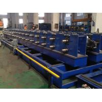 Quality Fully Automatic Metal Shelf Panel Roll Forming Machine for sale
