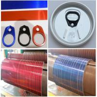 Quality Customized Aluminium Can Material With Easy To Open Ring Material for sale