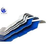 Reinforced Synthetic New Wave Roofing Sheets Waterproof Versatile Hest Insulation Colorful