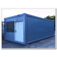 Quality Mobile Prefab Container Living Room House with Steel Frame Structure and Sandwhich Panel Low Cost Made in China for sale