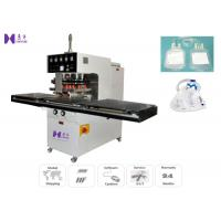 Quality 5M / Min High Frequency Blood Bag Making Machine 10KW With Auto Slide Table for sale