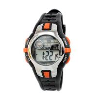 Quality Colorful Unisex Day And Date Kids Digital Sport Watch Alarm Clock For Outdoor for sale
