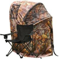 Quality Pro Hunting Chair One Man Ground Blinds Real Tree Camo Tent for Deer Turkey , Duck for sale
