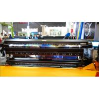 Quality Outdoor Advertising DX5 Eco Solvent Printer With high speed for flex banner 3.2M for sale