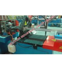 Quality Galvanized Steel Door Frame Roll Forming Machine with 24 Metal Rolling Stations for sale
