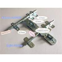 Quality Residential Interior Door Latch Yellow Color Easy Assembly Hardware Replacement for sale