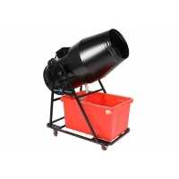 Quality 90L Bucket  Parties Spray 1500W Stage Bubble Machine for sale