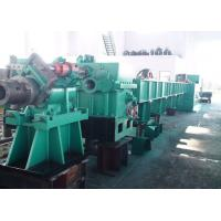 Best Seamless Carbon Steel Pipe Making Machine 90mm , 3 Roll Tube Cold Rolling Mill Machinery wholesale