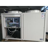 Quality 50KW Meeting swimming pool heat pump High Efficiency saving energy for sale