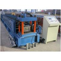 Buy cheap Galvanized Metal Purlin Roll Forming Machine , Door Frame Roll Forming Machine from wholesalers