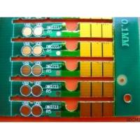 China Green Solder Mask 30u' Thickness Gold Plate Double Sided PCB Fabrication for Battery on sale