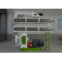 Quality 1t/H 20t/H Industrial Pellet Machine For Cattle Chicken Poultry for sale