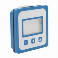 Quality Rate/Total Indicator with Loop Powered, Converts Pulse Frequency to 4 to 20mA, High/Low Flow Alarm for sale