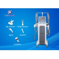 Buy cheap RF roller Vacuum Body Shaper Cellulite Removal Beauty Machine from wholesalers