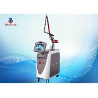 Quality Picosecond ND YAG Laser Tattoo Removal Equipment Beauty Salon Center Use for sale