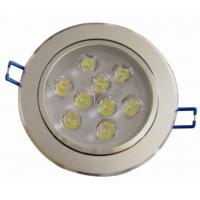 Quality 9W 400-470LM 720-840LM LED Ceiling Lights for Indoor Lighting, Without UV/IR for sale