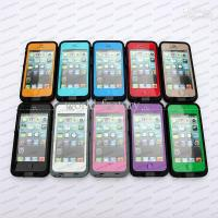 Best 11 Colors Promotions Shockproof Waterproof Cell Phone Cases For Iphone 5 wholesale