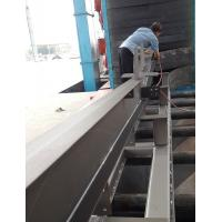 Quality I beam Steel structure shot blasting machine in good quality and long service life for sale