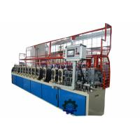 China 1mm Galvanized steel Stud and Track Roll Forming Machine Chain Transmission on sale