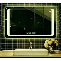 Buy cheap Smart Touch Led Bathroom Vanity Mirror / Led Vanity Mirror With Bluetooth from wholesalers