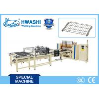 China Kitchen Oven Grill / Rack Automatic Welding Machine , Auto Wire Spot Welder 65A on sale
