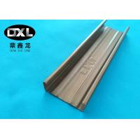 Quality Smooth Surface No Deformation Galvanized Steel Studs Rust Resistance for sale
