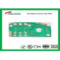 Quality OSP Rigid-Flex Printed Circuit Board for Car 5mil PET Material for sale