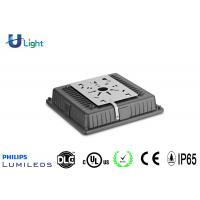 Best Energy Efficient Exterior Gas Station Canopy Led Lights 150 Beam Angle wholesale