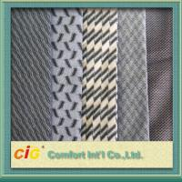 Quality Jacquard Printing Auto Vinyl Upholstery Fabric Shrink - Resistant for sale