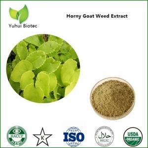 Quality Horny Goat Weed Extract,icariin 40%,icariin 50% 60% 80% 98%,epimedium extract for sale