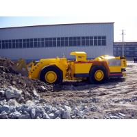 Quality 3.0m³ Bucket SAE std Electric Underground LHD Mining Loader / Rock Breaker Machine for sale