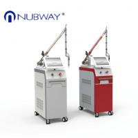 Quality OEM & ODM salon use tattoo laser removal machine q switched nd yag laser with ce fda for sale