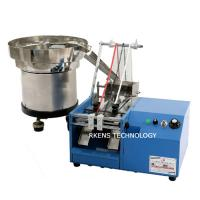 Buy Automatic Tape And Loose Resistor / Diode Axial Lead Forming Machine at wholesale prices