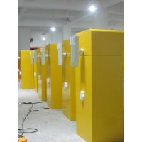 Quality Traffic yellow boom barrier gate for parking access control for sale