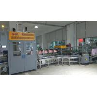 Quality Automatic Pick And Place Case Packer , Integrated Carton Packer For PET Bottle for sale