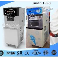 Quality Frozen Yogurt machine Soft Ice Cream Machine adopt by Chill,Yogurberry.OceanPower OP138CS Floor Standing.Very Reliable. for sale