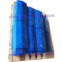 Quality 500mm high quality hardness virgin anti-impact wharf uhmwpe fender pads for sale