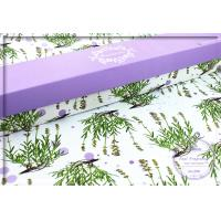 Best Custom Non Skid Baby Lavendar Scented Drawer Liners For Office / Home wholesale