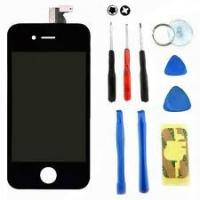 Quality LCD Screen Digitizer Replacement W/ Frame -Black For Apple iPhone 4S for sale