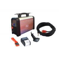 Buy cheap welding PE pipes using electrofusion sockets,hdpe electro fusion equipment from wholesalers