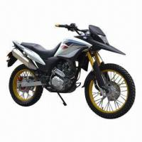 Best Dirt Bike with 250cc Engine, Electric Starting, Reverse Shock Absorber, Rear Disc Brake wholesale