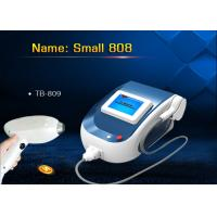 Best 808nm Professional Diode Laser Hair Removal Machine With Big Spot Size Depilation 1800W wholesale