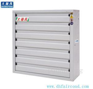 Quality DHF Direct drive spray white exhaust fan/ blower fan/ ventilation fan for sale
