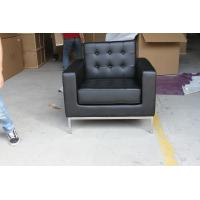Buy cheap Replica Designer furniture Leather Florence Knoll Sofa from wholesalers